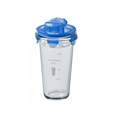 Shaker szklany 450ml Glasslock