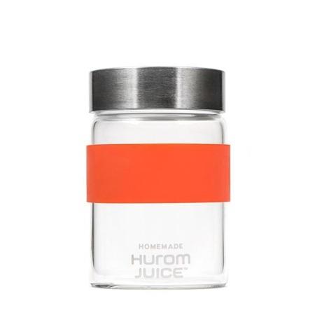 Hurom Slow Juicer Cena : SLoik szklany Hurom Juice 300 ml - Wolnoobrotowa wyciskarka do sokow z owocow i warzyw.